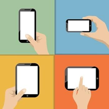 Website for Mobile Version