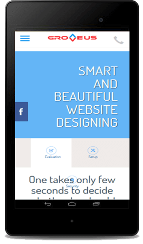 Smart And Beautiful Website Designing